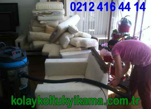 Evde koltuk yıkama hizmeti Eyüp