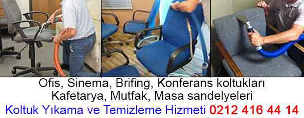 koltuk temizleme istanbul Zeytinburnu