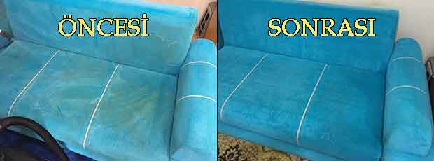 koltuk kumaşı temizleme