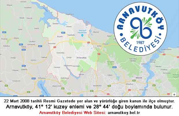 Arnavutköy belediyesi logosu
